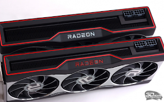 Radeon RX 6800 and RX 6800 XT will start selling on Wednesday, and today AMD has allowed to show the cards in details.