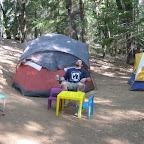 Camping - Rollins Lake