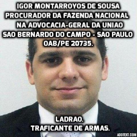 Sandra Garrett Rios Siqueira Oab Pe 12636 Traficante De