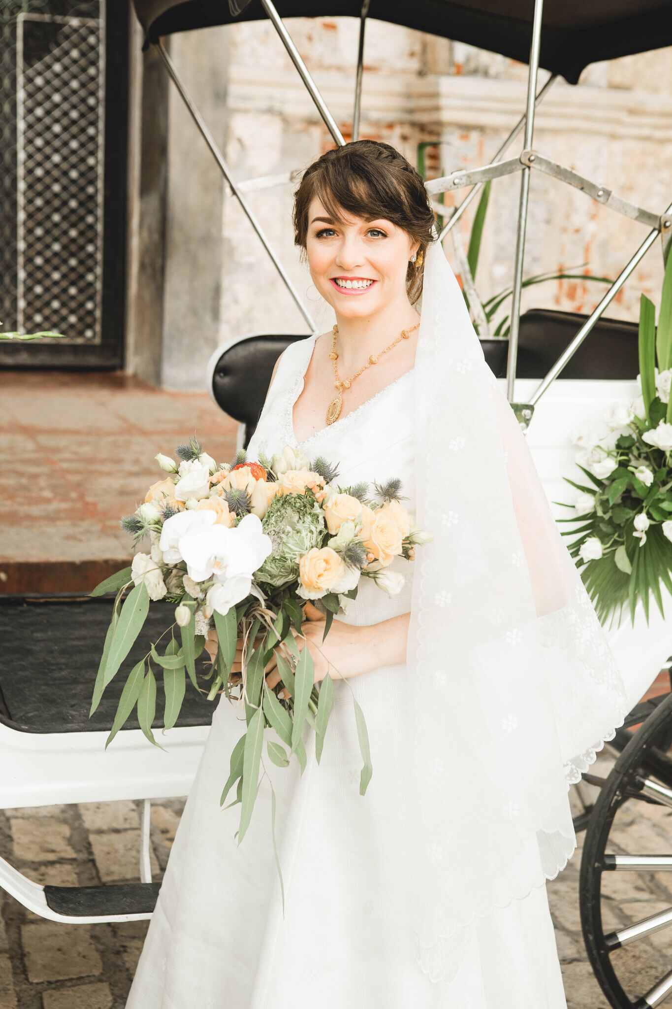 Filipiniana Wedding Gown 15 Beautiful Venue Sitio Remedios Currimao