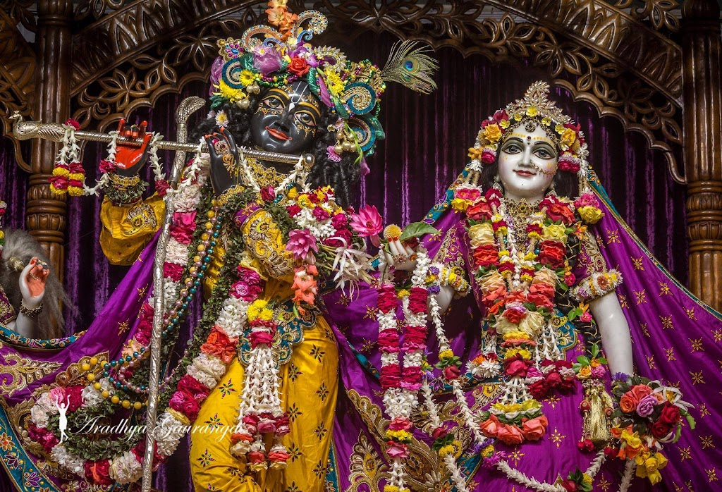 ISKCON Mayapur Deity Darshan 31 Dec 2016 (1)