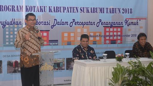 Tahun 2019 Sukabumi Nol Persen Kumuh