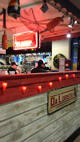 Da Lobsta stand at the Chicago French Market