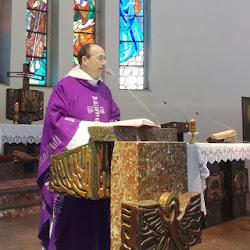 rekolekcje parafialne 17-21.03.2018 - rekolekcjonista - O.Wojciech Prus OP