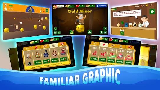 Gold Miner Classic: Gold Rush, Mine Mining Game 2