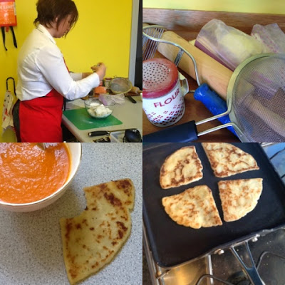 Tattie Scones. Aberdeen Forward - Love Food Hate Waste