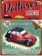 50 voitures de légende