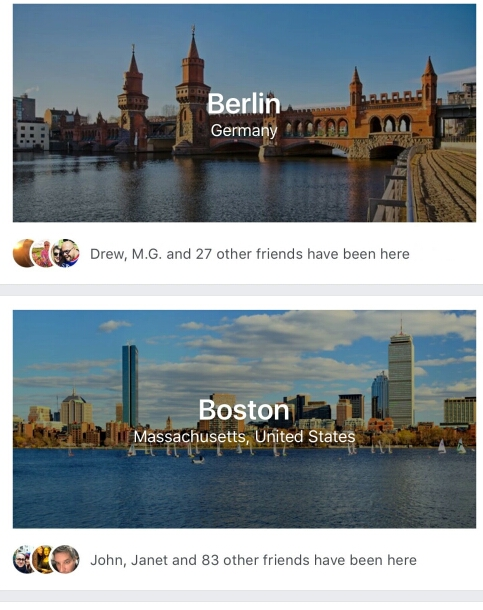 """Facebook Has Just Added A New Feature Called """"City Guide"""" To Its App"""