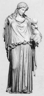Pax The Roman Goddess Of Peace, Gods And Goddesses 5