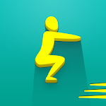 Squats Workout: 0-100 squats 1.2.06 Apk