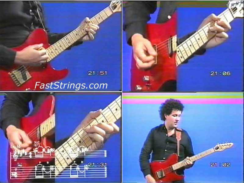 Arlen Roth - Rhythm Guitar & R&B Styles
