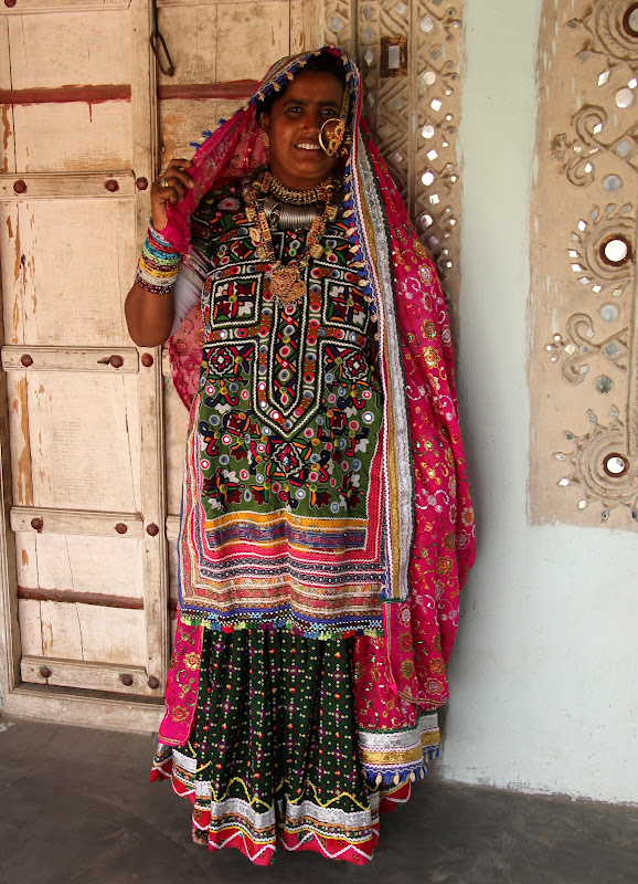 #India #Gujarat #Kutch #Meghwarlady