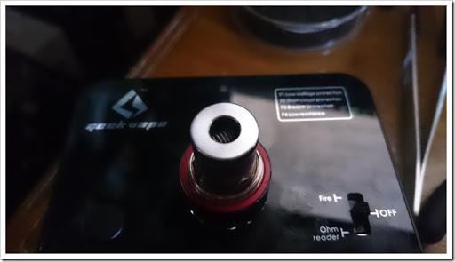 DSC 0032 thumb%25255B2%25255D - 初クラプトンコイルビルド!「Geek Vape Clapton Wire」でSubtank MiniのRBAを巻いてみた