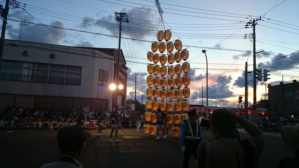 第27回おなごりフェスティバル 秋田竿灯の写真3