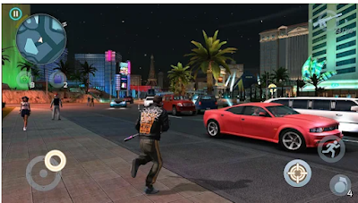 Game Mirip GTA SA di Android Offline Terbaru
