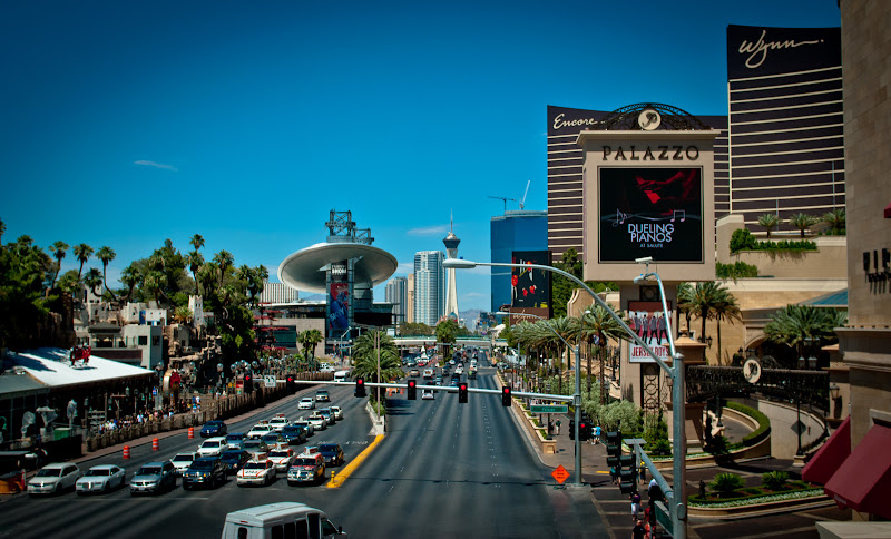 Great American Road Trip, cz.8 -- Las Vegas..