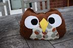 Large Owl Doorstops