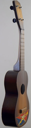 harmony decal print soprano ukulele
