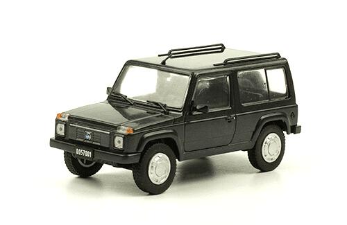 IES Gringo 1989 1:43, autos inolvidables argentinos 80 90