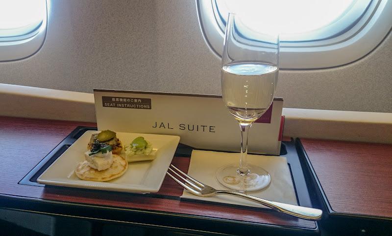 JL%252520LAX NRT 56 - REVIEW - JAL : First Class- Los Angeles to Tokyo Narita (B77W)