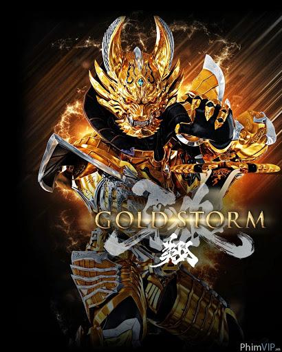 Kỵ Sĩ Ma Giới: Cơn Bão Hoàng Kim - Garo: Gold Storm - Shou poster