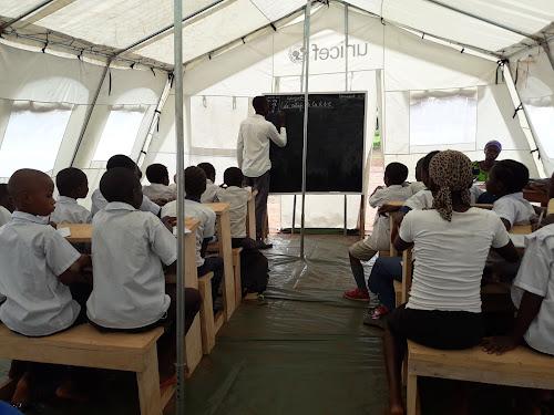 Ituri: l'UNICEF affecte 2,9  millions USD à un projet de santé et d'éducation