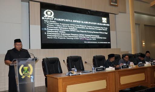 Bupati Sukabumi Bahas Bantuan Hukum Bagi Masyarakat Miskin