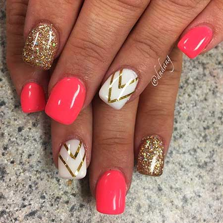 amazing summer nail designs for 20182019  fashion 2d