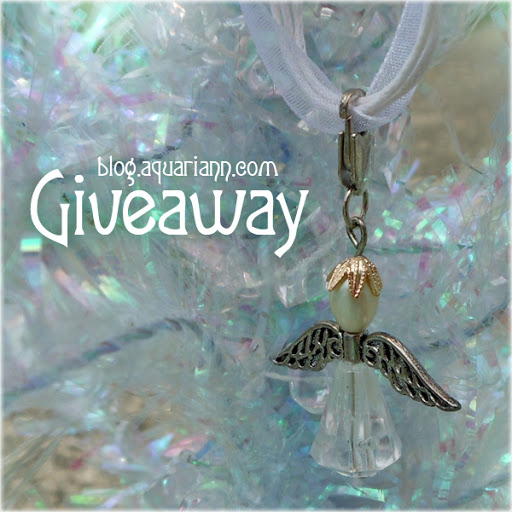 Angel Necklace Giveaway
