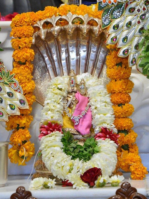 ISKCON Ahmedabad Deity Darshan 05 Mar 2016 (5)