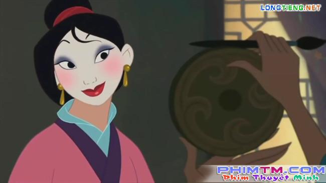 Disney sẽ chọn diễn viên Trung Quốc vào vai Hoa Mộc Lan - Ảnh 1.