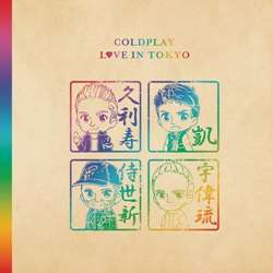 CD Coldplay - Love In Tokyo 2018 (Torrent) download