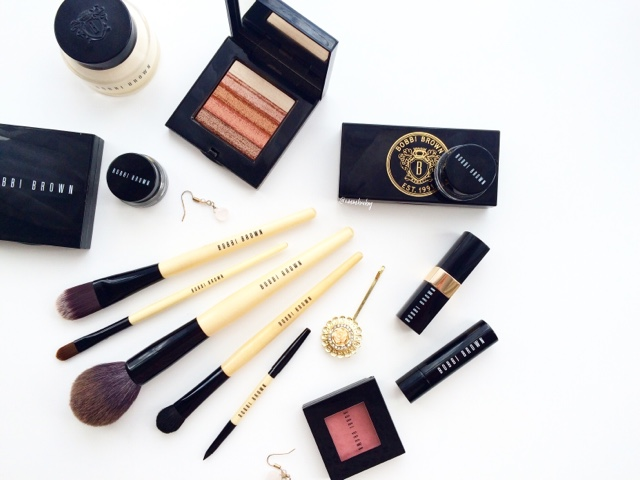 bobbi brown brush collection review