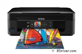 download Epson Expression Home XP-305 printer's driver