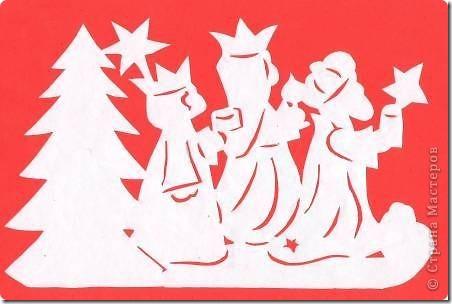 navidad arte recortado (2)
