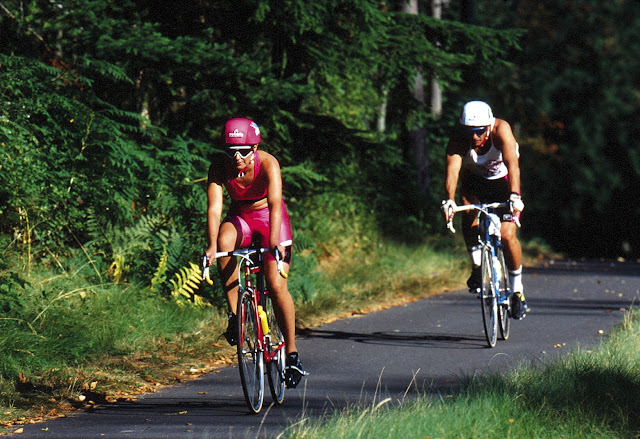 Bellingham offers cyclists an array of trails to cruise through. Credit: John Russell