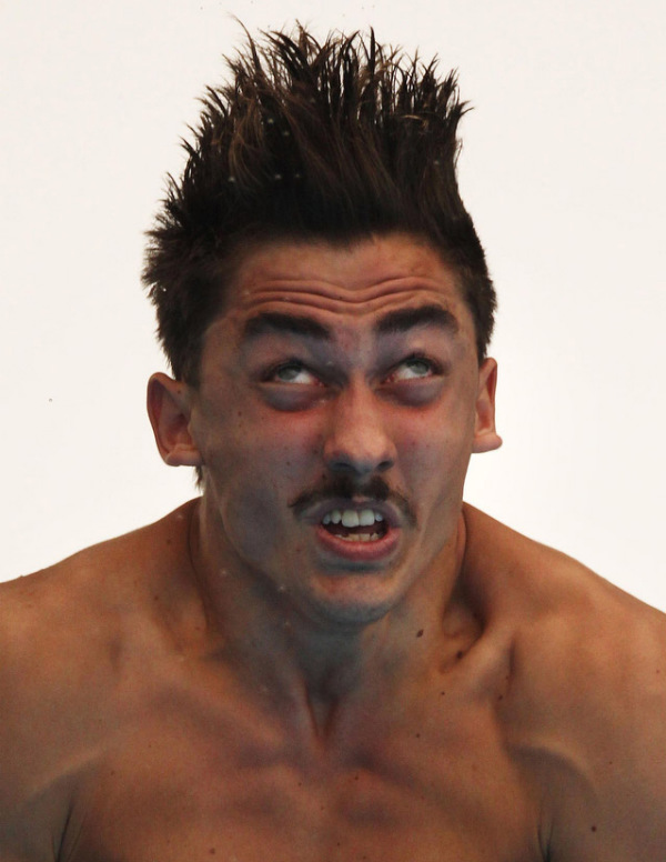 Faces of Olympic Diving 10
