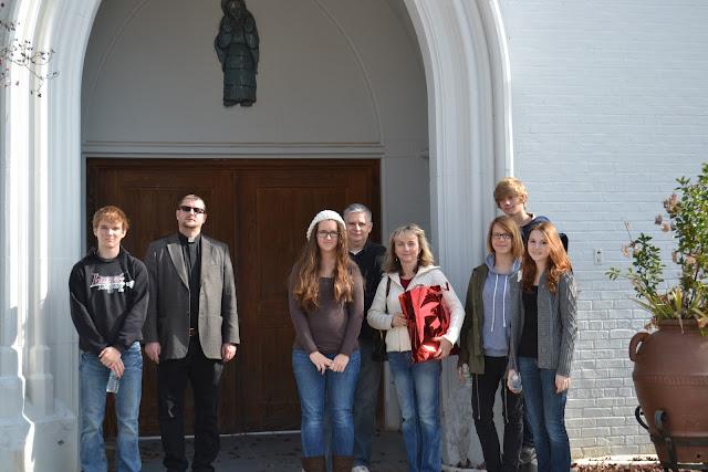 12.03.2011 Wizyta grupy mlodziezowej PCAAA z ks Piotrem i Rodzicami w Klasztorze Trapistow w Conyers - DSC_1202.jpg