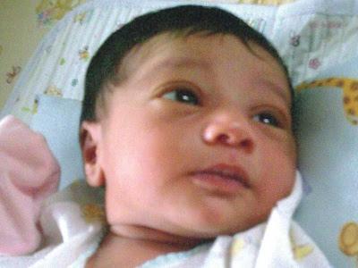 bayi maut dihempap durian