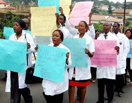 Resident doctors in Edo State to begin Indefinite Strike on September 4