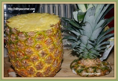 How to Choose and Cut Pineapple?