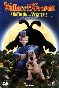 Capa Wallace & Gromit: A Batalha dos Vegetais Torrent