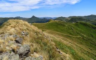 Sommet du Roc des Ombres (1633 m).