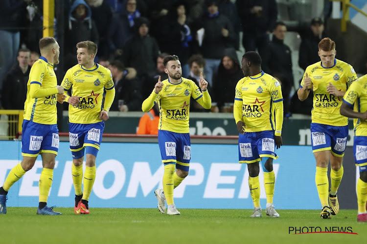 """Brugse fans en Tuur Dierckx zijn elkaar nog niet vergeten: """"Voelt aan als thuiskomen, maar had liever dat mijn goal ook iets opleverde"""""""