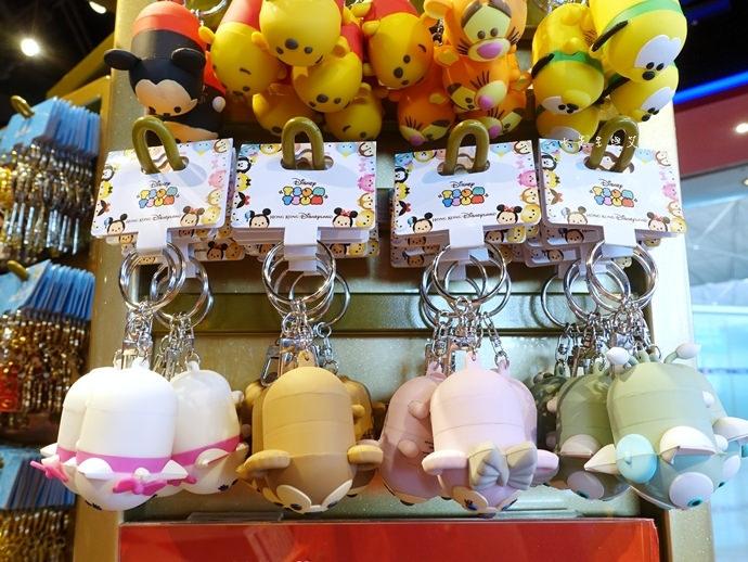26 香港機場 迪士尼奇妙店 買達菲熊免進迪士尼樂園