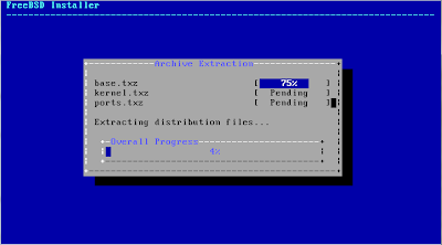 Guía de instalación de FreeBSD (Parte I)