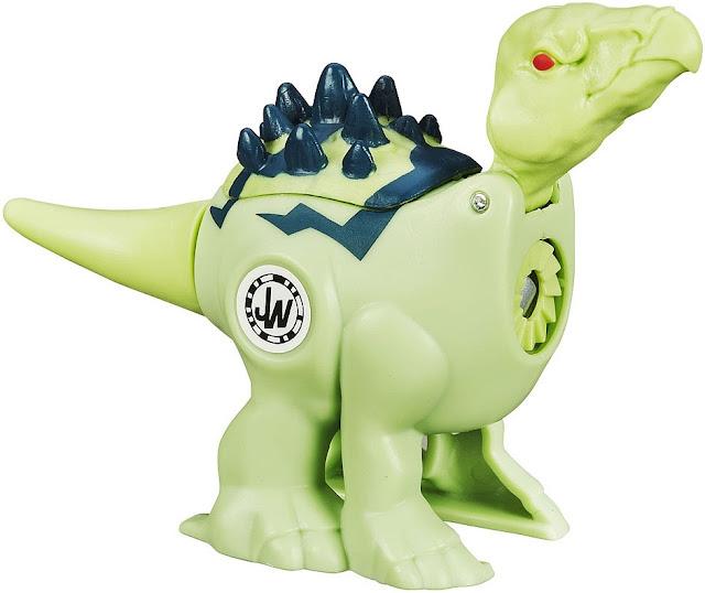 Đồ chơi Khủng long Lưng gai Stegosaurus Chiến đấu Jurassic World Hasbro