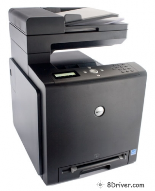 How to download Dell 2135cn printer Driver and add printer on Windows XP,7,8,10