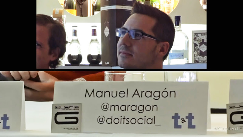 Tapas&Tweets, Manuel Aragón, Intelify, doitsocial, @maragon, córdoba, SOLOMO, social, local, mobile, glace cocktails, marketing, 2.0, redes sociales, social, media, personal branding