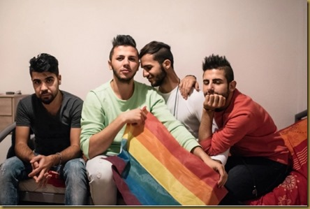 gay refugees dresden